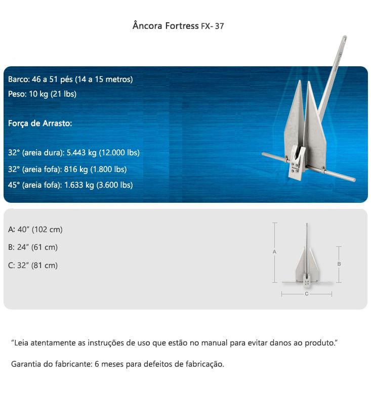 ancora-fortress-10kg