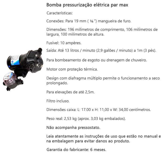 bomba-pressurizacao-eletrica-par-max