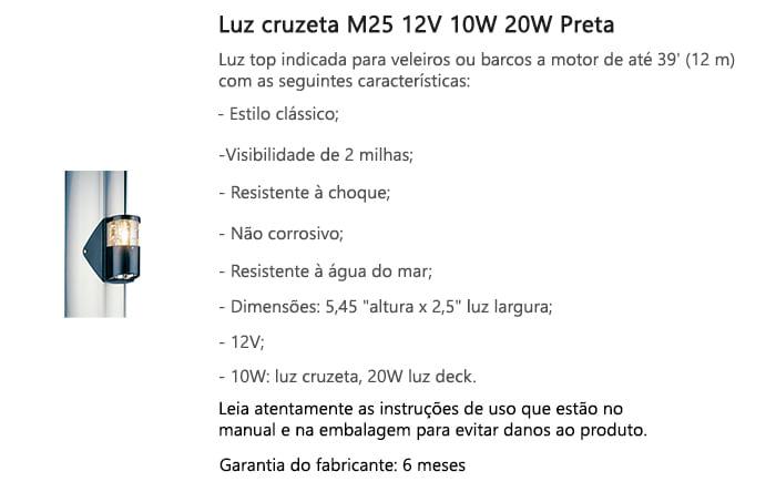 luz-cruzeta-m25-12v-preta