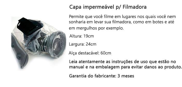 capaimpermeavelparafilmadora