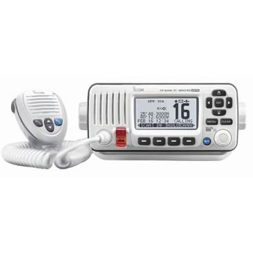 RADIO-VHF-ICOM-IC-M424G-GPS-BRANCO-FIXO