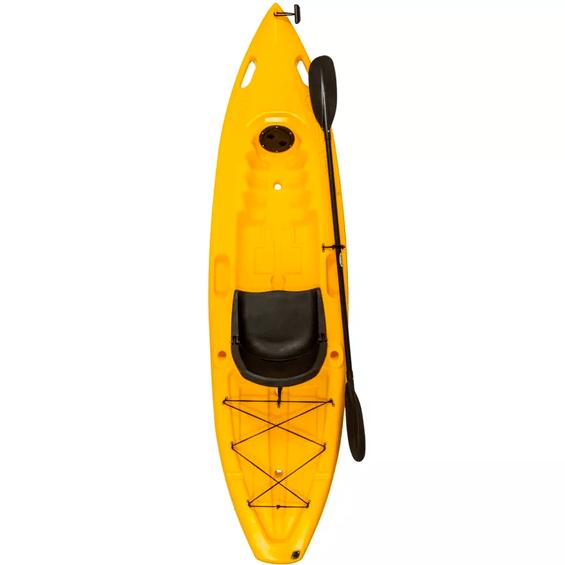 Caiaque-HUNTER-FISHING-UP-Brudden-Completo-Amarelo