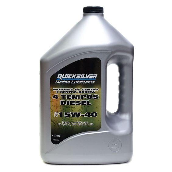Oleo-Quicksilver-Centro-Rabeta-Diesel-4t-Sae-15w40-378-L