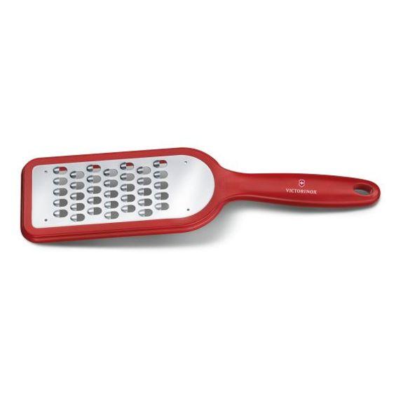 Ralador-Universal-Com-Grelha-Grossa-para-Cozinha-Vermelho-Victorinox