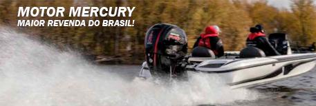 Banner Motores Mercury