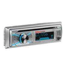 Cd Player Boss Mr508Uabs Prata Cd/Mp3/Usb/Cartao Sd/Bluetooth-Imagem02