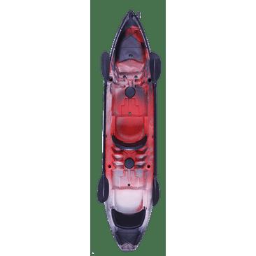 Caiaque-Brudden-Explorer-Fishing-UP-–-Vermelho-Escuro-e-Preto