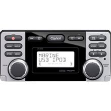 Cd-Player-Maritimo-Clarion-Cmd8-Ipod-Usb-Mp3-Cd-Am-Fm-Imagem01