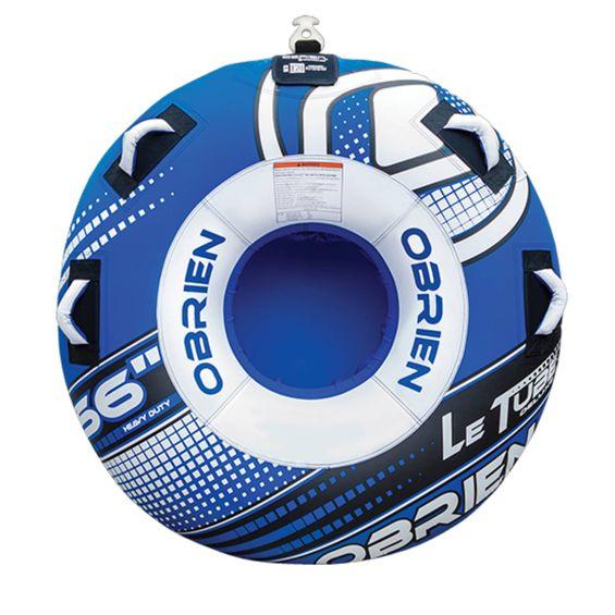Boia-Inflavel-Obrien-Le-Tube-Deluxe-Para-1-Pessoa-Azul-e-Branco-OR0000841-01