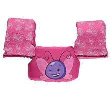 Boia-Colete-Salva-Vidas-Infantil-Ativa-Kids-Borboleta-Rosa-Imagem01