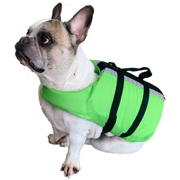 Colete-Ativa-De-Flutuacao-Para-Cachorro-Verde-01