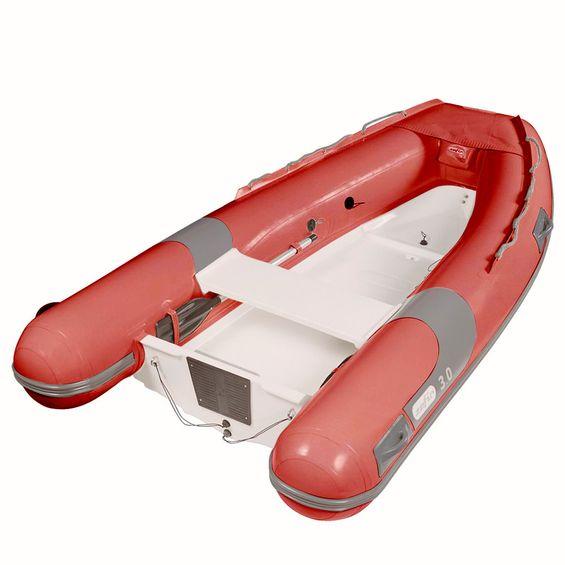 Bote-Inflavel-Zefir-Wind-F300-Em-PVC-Vermelho-Imagem01