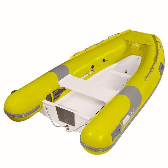 Bote-Inflavel-Zefir-Wind-F300-Em-PVC-Amarelo-Imagem01