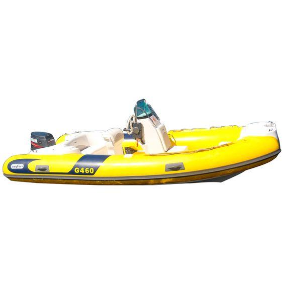 Bote-Inflavel-Zefir-4.6-Sport-Em-PVC-Amarelo-Imagem01