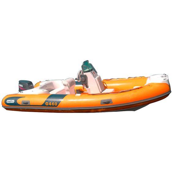 Bote-Inflavel-Zefir-4.6-Sport-Em-PVC-Laranja-Imagem01