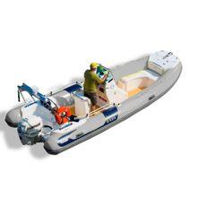 Bote-Inflavel-Zefir-G600-Geracao-II-Em-PVC-Cinza-Claro-Imagem01