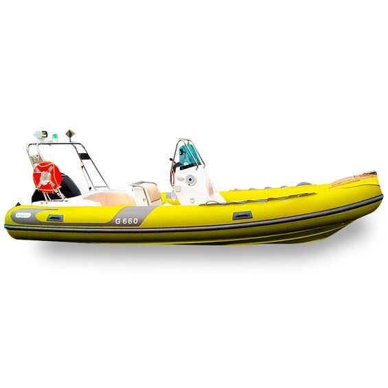 Bote-Inflavel-Zefir-G660-Geracao-I-Em-PVC-Amarelo-Imagem01