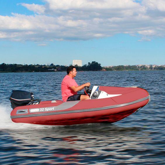 Bote-Inflavel-Zefir-3.2-Sport-Em-PVC-Vermelho-Imagem01
