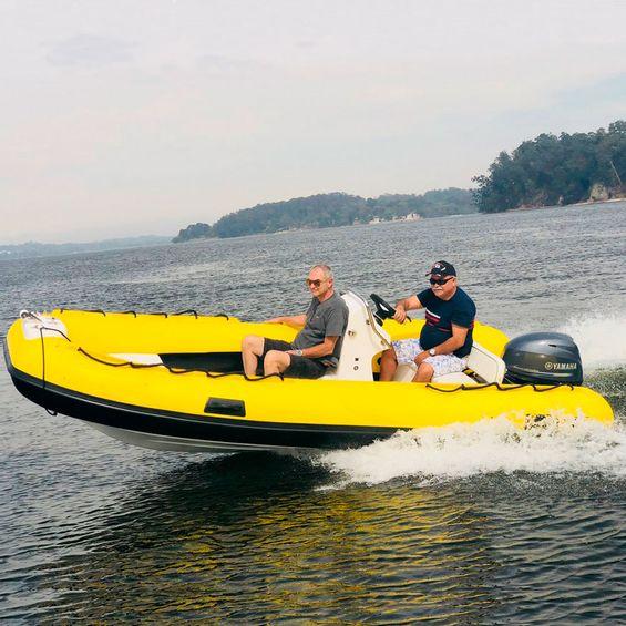 Bote-Inflavel-Zefir-4.4-Sport-Em-PVC-Amarelo-Imagem01