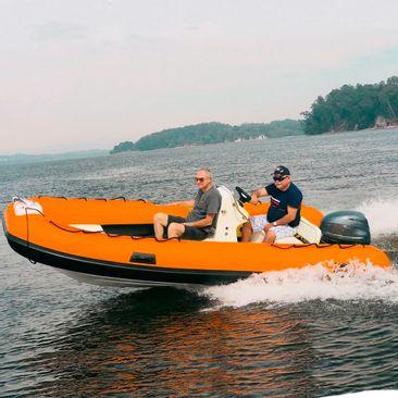 Bote-Inflavel-Zefir-4.4-Sport-Em-PVC-Laranja-Imagem01