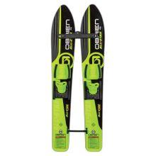 Esqui-Infantil-Obrien-All-Star-Trainers-Verde-e-Preto-01
