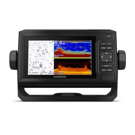 Sonar-Garmin-Echomap-UHD62CV-Com-Transducer-Imagem01