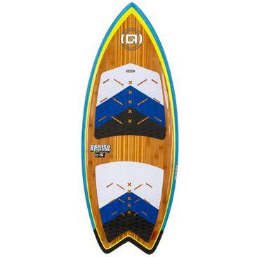 Prancha-De-Wakesurf-Obrien-M-Revival-137-Cm-Azul-E-Marrom-Imagem10