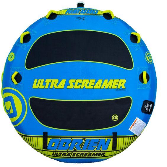 Boia-Inflavel-Obrien-Ultra-Screamer-3-Para-3-Pessoas-Verde-e-Branco-Imagem01
